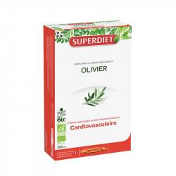 CARDIOVASCULAIRE OLIVIER BIO 20 AMPOULES SUPERDIET