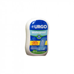 PANSEMENT WATERPROOF X26 URGO
