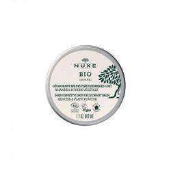NUXE BIO ORGANIC DEODORANT BAUME PEAUX SENSIBLES 24H 50 G