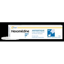 HEXOMEDINE GEL 0.1 POUR CENT 30G COOPER
