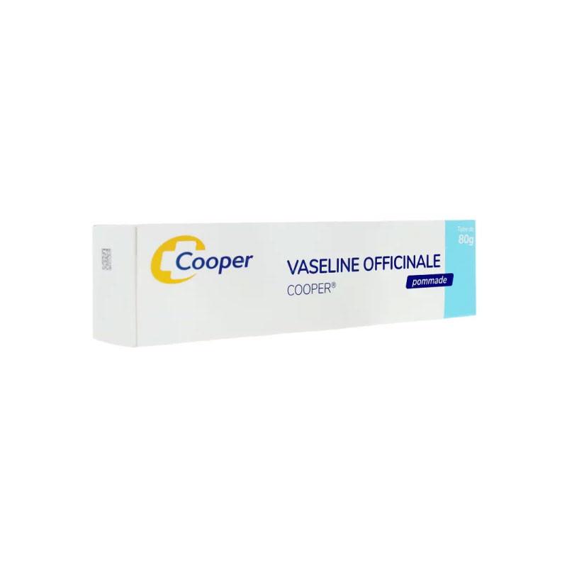 VASELINE OFFICINALE POMMADE 80G COOPER