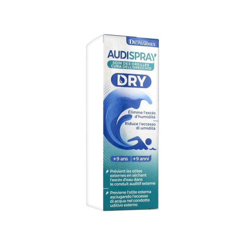 DRY GOUTTES AURICULAIRES 30ML AUDISPRAY