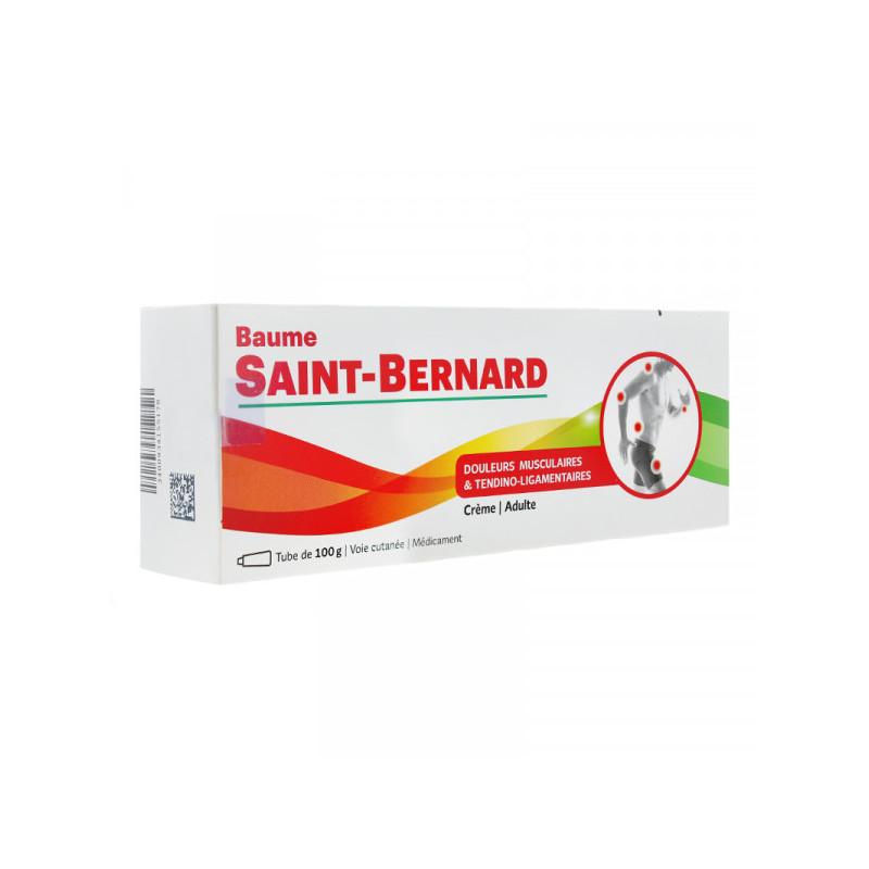 BAUME SAINT BERNARD 100 G MERCK