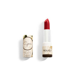 GREEN ROUGE A LEVRES NATURAL LIPSTICK CHERRY ROUGJ+