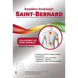 EMPLÂTRE AMERICAIN X1 190X300 SAINT-BERNARD