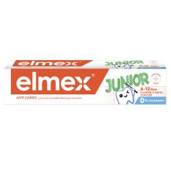 DENTIFRICE JUNIOR 6 - 12 ANS 75 ML ELMEX