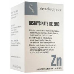 BISGLYCINATE DE ZINC 60 GELULES PHYTALESSENCE