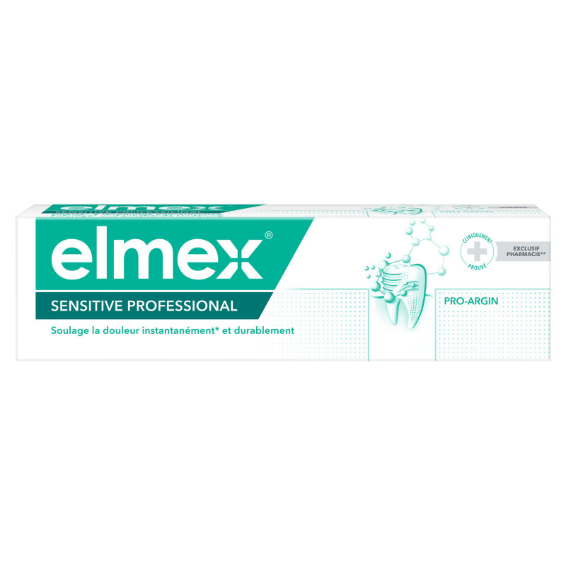 SENSITIVE PROFESSIONAL 75ML ELMEX