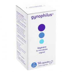 GYNOPHILUS X14 CAPS VOIE VAGINALE BESINS