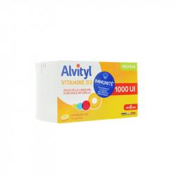 ALVITYL VITAMINE D3 60 CAPSULES URGO