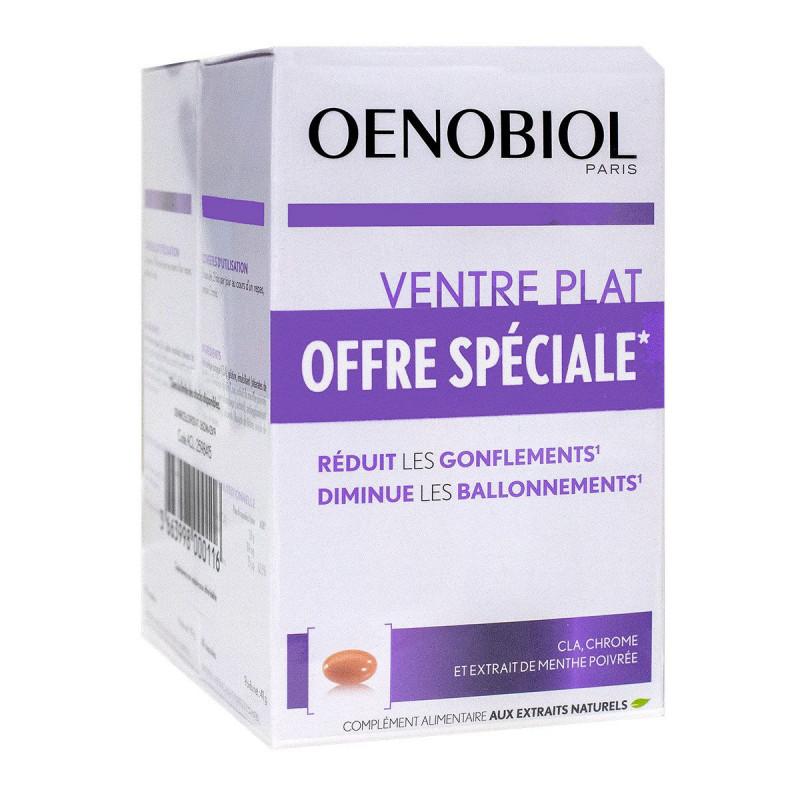 OENOBIOL VENTRE PLAT 2X60 CAPSULES