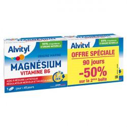 ALVITYL MAGNESIUM VITAMINE B6 90 COMPRIMÉS URGO