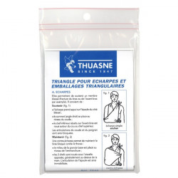 ECHARPE TRIANGLE THUASNE