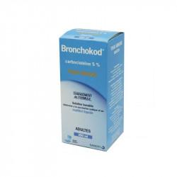 BRONCHOKOD TOUX GRASSE 250ML ADULTES SANOFI