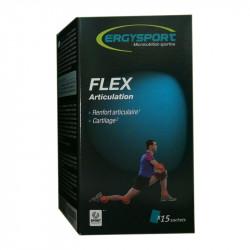 FLEX ARTICULATION 15 SACHETS ERGYSPORT