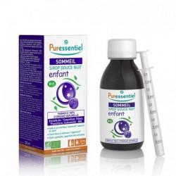 SOMMEIL SIROP DOUCE NUIT ENFANT BIO 125ML PURESSENTIEL