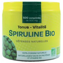 SPIRULINE TONUS VITALITE 500 COMPRIMES PHARM UP