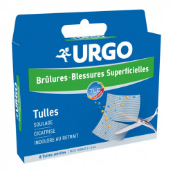 TULLES BRÛLURES BLESSURES...
