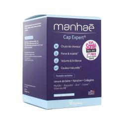 MANHAE CAP EXPERT CHEVEUX 120 CAPSULES VITAVEA