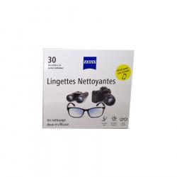 LINGETTES NETTOYANTES X30 ZEISS