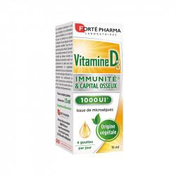 VITAMINE D3 1000 UI 15ML FORTE PHARMA