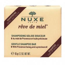 REVE DE MIEL SHAMPOING SOLIDE DOUCEUR 65G NUXE