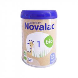 NOVALAC BIO LAIT INFANTILE 1 de 0 à 6 MOIS 800G