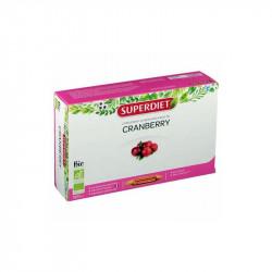CRANBERRY BIO 20 AMPOULES SUPERDIET