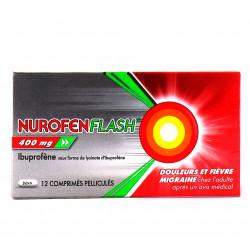NUROFENFLASH 400MG 12 COMPRIMES