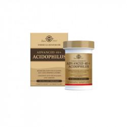 ADVANCED 40+ ACIDOPHILUS 60 GELULES VEGETALES SOLGAR