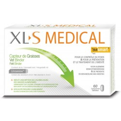 CAPTEUR DE GRAISSES XLS MEDICAL 60 COMPRIMES