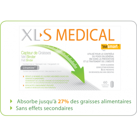 CAPTEUR DE GRAISSES XLS MEDICAL