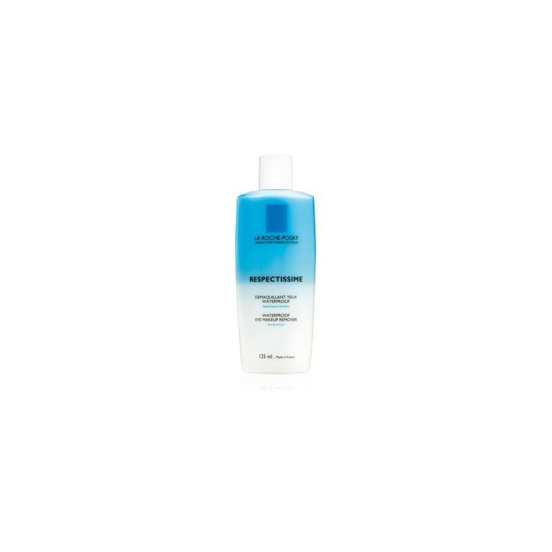 DEMAQUILLANT YEUX WATERPROOF RESPECTISSIME LA ROCHE POSAY 125 ML