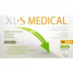 CAPTEUR DE GRAISSES XLS MEDICAL 120 COMPRIMES