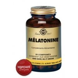 MELATONINE 1mg Flacon de 60 comprimés SOLGAR