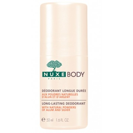 DEODORANT LONGUE DUREE  BODY NUXE