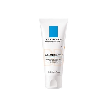 HYDREANE BB CREME TEINTE MEDIUM 40ML LA ROCHE POSAY