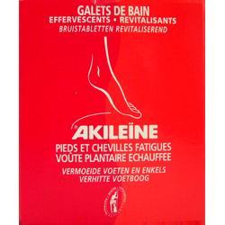 LIGNE ROUGE GALETS DE BAIN AKILEINE