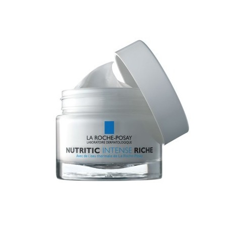 NUTRITIC INTENSE RICHE PEAUX TRES SECHES 50ML LA ROCHE POSAY