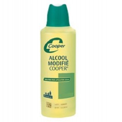 ALCOOL MODIFIE COOPER 125 ML