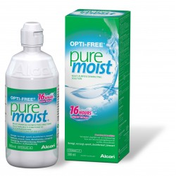 SOLUTION MULTIFONCTIONS OPTI-FREE PURE MOIST 300 ML ALCON