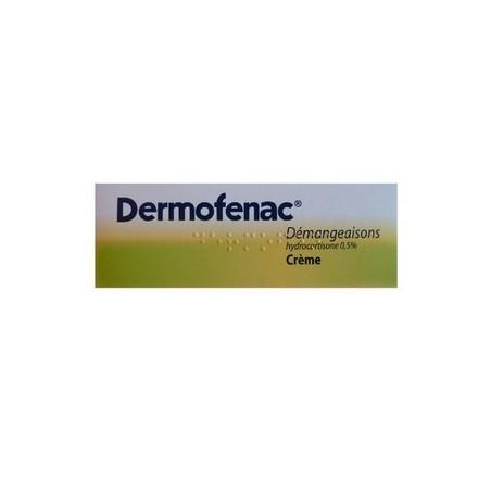 DERMOFENAC DEMANGEAISONS CREME PFIZER