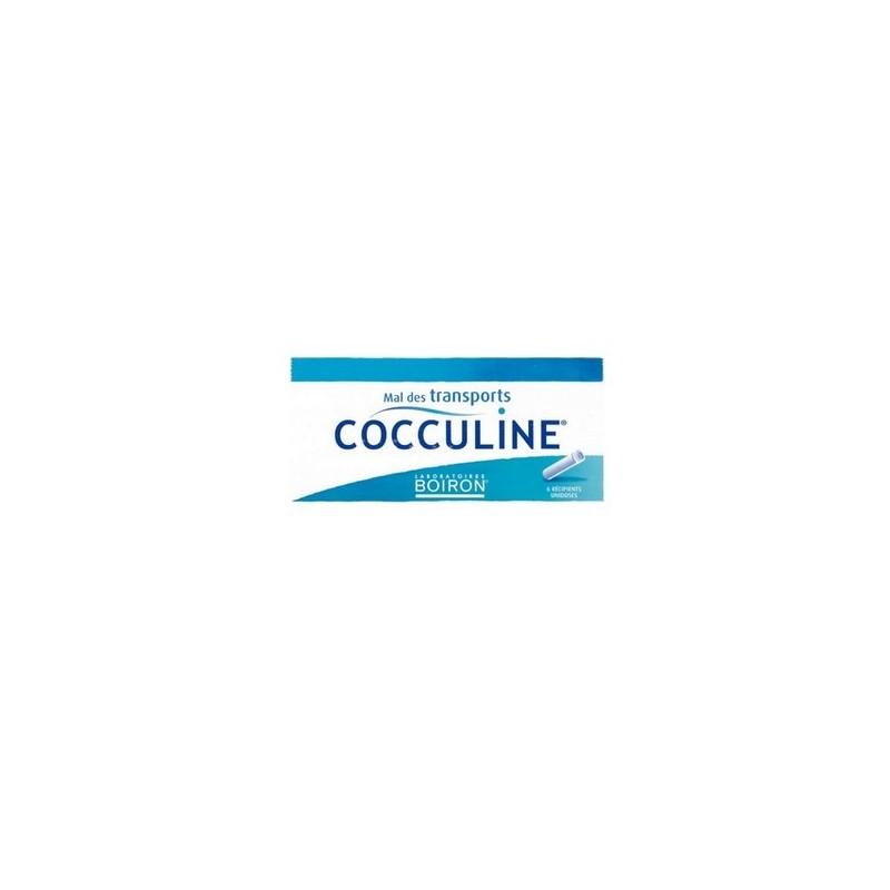 COCCULINE 6 RECIPIENTS UNIDOSES BOIRON