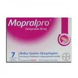 MOPRALPRO 7 COMPRIMES BAYER