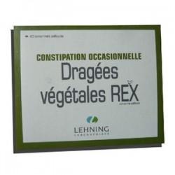 DRAGEES VEGETALES REX  LEHNING