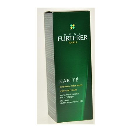 CONCENTRE NUTRITIF KARITE 100 ML FURTERER