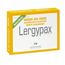 LERGYPAX SOLUTION BUVABLE LEHNING