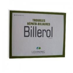 BILLEROL COMPRIMES LEHNING