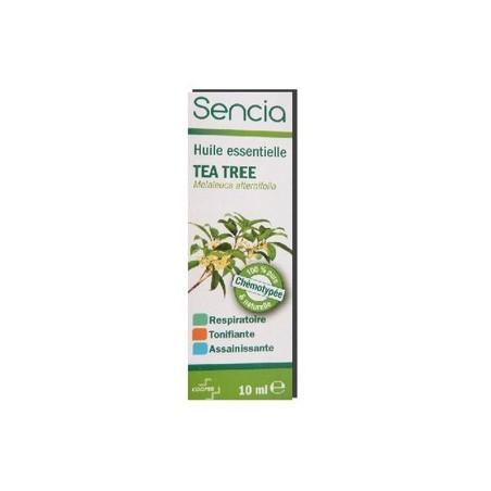 SENCIA HUILE ESSENTIELLE TEA TREE COOPER
