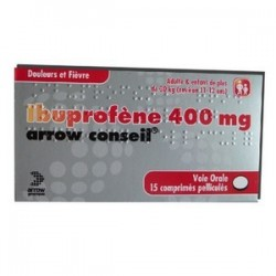 IBUPROFENE 400MG ARROW CONSEIL